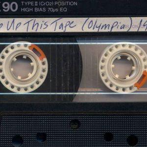 DJ Dan - Pump Up This Tape (Olympia, WA 1987)