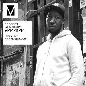 22/03/2016 - Scope - Mode FM (Podcast)