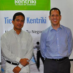 Kentriki en Emprendedores Empresariales Exitosos 23-11-2011