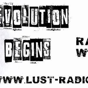 Revolution Begins Music Radio Show with GeoHa 21-11-2016 ... www.lust-radio.com