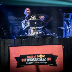 DJ Nix Damn P - Philippines - Manila Qualifier