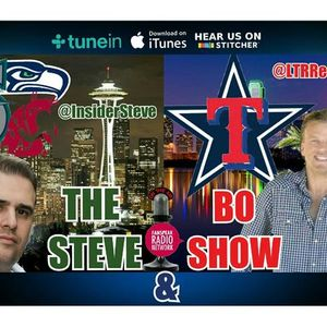 Episode #18 of The Steve and Bo Show
