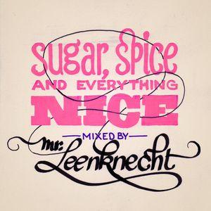 Mr. Leenknecht - Sugar, Spice & Everything Nice