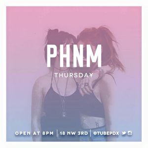 PHNM Live From Tube - Portland Oregon - 10/14/15