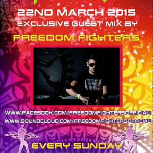 FREEDOM FIGHTERS Exclusive guest mix Psy Trance Experience presented by Mazord @Clubvibez Radio