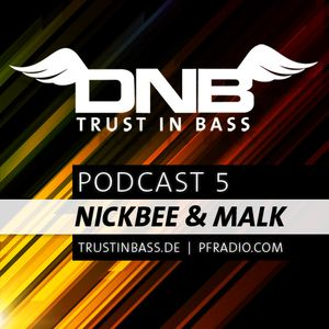 Trust In Bass Podcast 05: NickBee & Malk