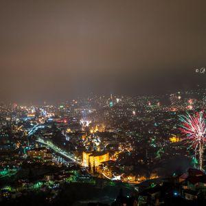Sarajevo never sleep