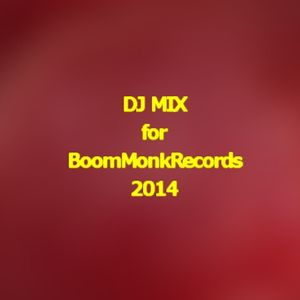 DJ mix for BoomMonkRecords 2014
