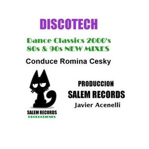 Discotech (Dance Remixes) FM Amanecer 94.1 año 2014