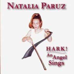 Natalia Paruz, the Saw Lady