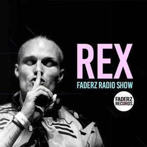 Faderz Radio Show 019 - ReX