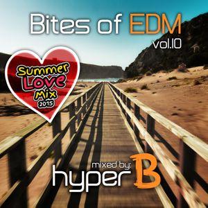 Summer Love Mix 2015 (Bites of EDM vol. 10: House)
