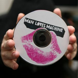 Man Loves Machine - Mix and Mash 2012