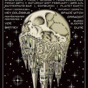 Echoes & Dust DJ live at The Banshee Labyrinth, Edinburgh. 21/02/2015 Set 2