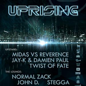Stegga - Uprising @ RISE Boston 1-16-15
