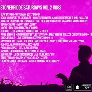 #083 StoneBridge Saturdays Vol 2