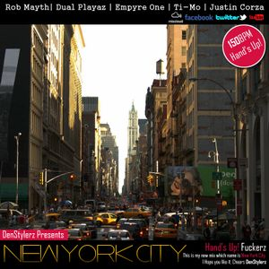 New York City ( mixed by DenStylerz ) [ HANDS UP MIX ]