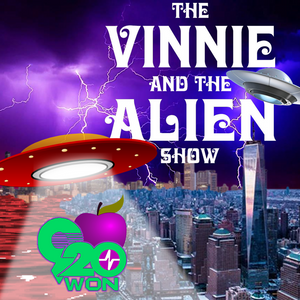 The Vinnie & The Alien Show (7/9/17)