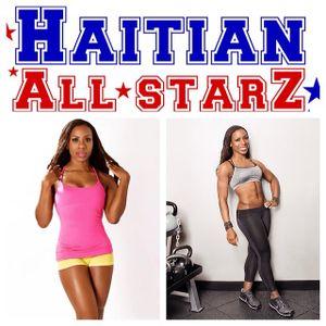 HAITIAN ALL-STARZ MIXSHOW on Radio Lily - 2.14.2014 - Nicole Chaplin