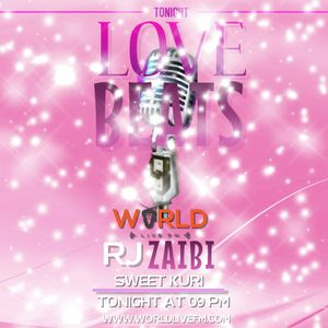 Love Beats With RJ Zaibi | 5th  January 2018-( Part-1)