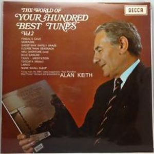 Alan Keith 'Your 100 Best Tunes' Radio Two 22nd February 1976