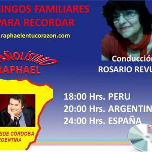 ESPAÑOLISIMO RAPHAEL - 2do. programa