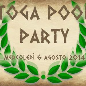 Simone Polini - Toga Pool Party Beach and Beer Village 06-08-14