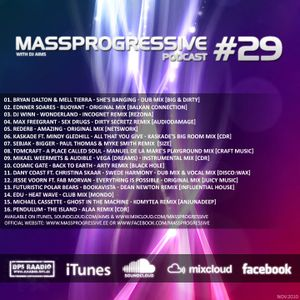 MassProgressive Podcast with DJ Aims / Episode 29