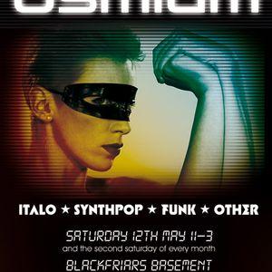 Osmium May Mix