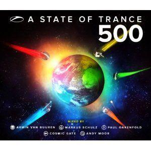 ASOT 500 Disc 1 Armin van Buuren