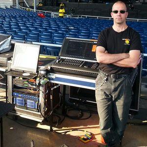 Marty Postma: Concert LD, media designer, lighting & video programmer