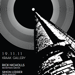 Partizan - Vier (SAT.19.NOV at Kraak Gallery, MCR)