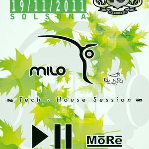 Milo & MoRe - Fun4Funk @ Chill Out (2011-11-19) part 1