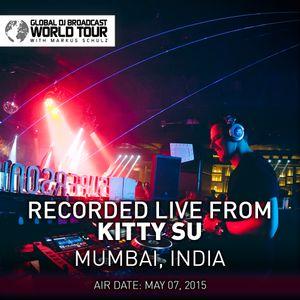 Global DJ Broadcast May 07 2015 - World Tour: Mumbai