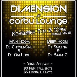 Dimension Seattle warmup mix