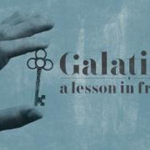 Freedom Through Faith Alone