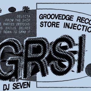 GRSI (12.10.18) w/ Groovedge Record Store