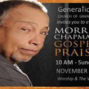 MORNING WORSHIP with Morris Chapman