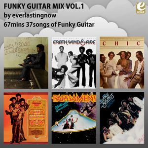 FUNKY GUITAR MIX VOL.1