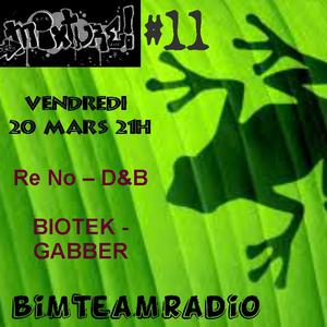 BTR - MiXTuRe #11 - ReNo & BIOTEK