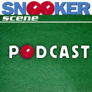 Snooker Scene Podcast episode 39 - Shaun Murphy