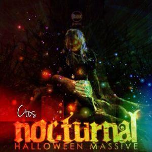 CTOS - Nocturnal Halloween Massive Mix - Oct 26th 2012