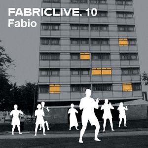 FABRICLIVE 10: Fabio 30 Min Radio Mix