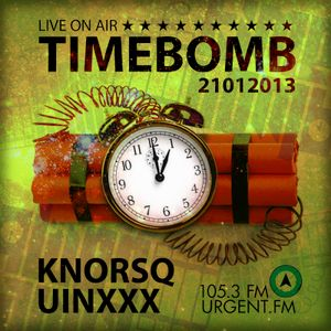 Timebomb 210113 Knorsq-Uinxxx