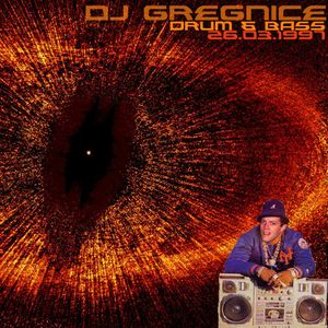 DJ GregNice - Drum & Bass Mixtape 26.3.1997