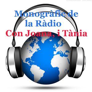 monogràfic de la ràdio dia 24-10-2012 Joana y tània