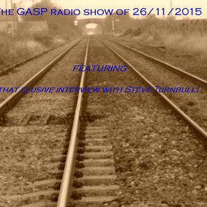GASP 26.11.2015 Hour 1/3 The Gothic Alternative, Steampunk and Progressive radio show on Blast 1386