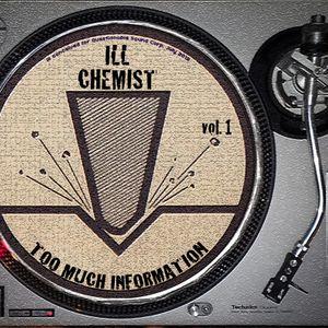 TooMuchInformation (Vol. 1) - an audio collage by illchemist