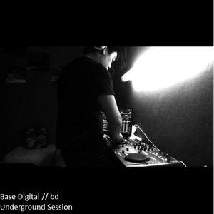 [Base Digital // bd] Kent Than - Underground Session #29