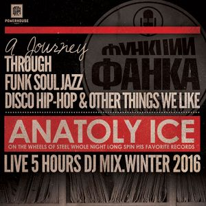 5 Hours Live Winter 2016 Mix